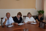 Організаційна нарада  за участю  кураторів та класних керівників навчальних груп