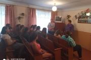 Збори у гуртожитку з мешканцями І курсу