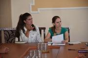 Перше урочисте засідання студентської ради