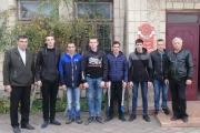 Навчальна практика студентів IV курсів відділення механізації сільського господарства