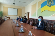 Засідання методичного об'єднання кураторів та класних керівників навчальних груп  19.05.2020