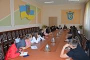 Чергове засідання студентської ради 22.10.2020