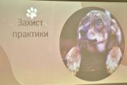 Захист виробничої технологічної практики на ветеринарному відділенні