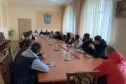 Перше засідання студентської ради у 2021-2022 н.р.