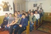 Вшанування пам'яті загиблих на Майдані у гуртожитку