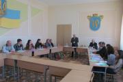 Засідання обласного  методичного об'єднання викладачів хімії ВНЗ І-ІІ рівнів акредитації