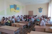 Зустріч представника O.L. KAR з студентами