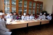 Відкрите заняття на ветеринарному відділенні  з дисципліни «Латинська мова »