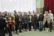 Свято Миколая у коледжі